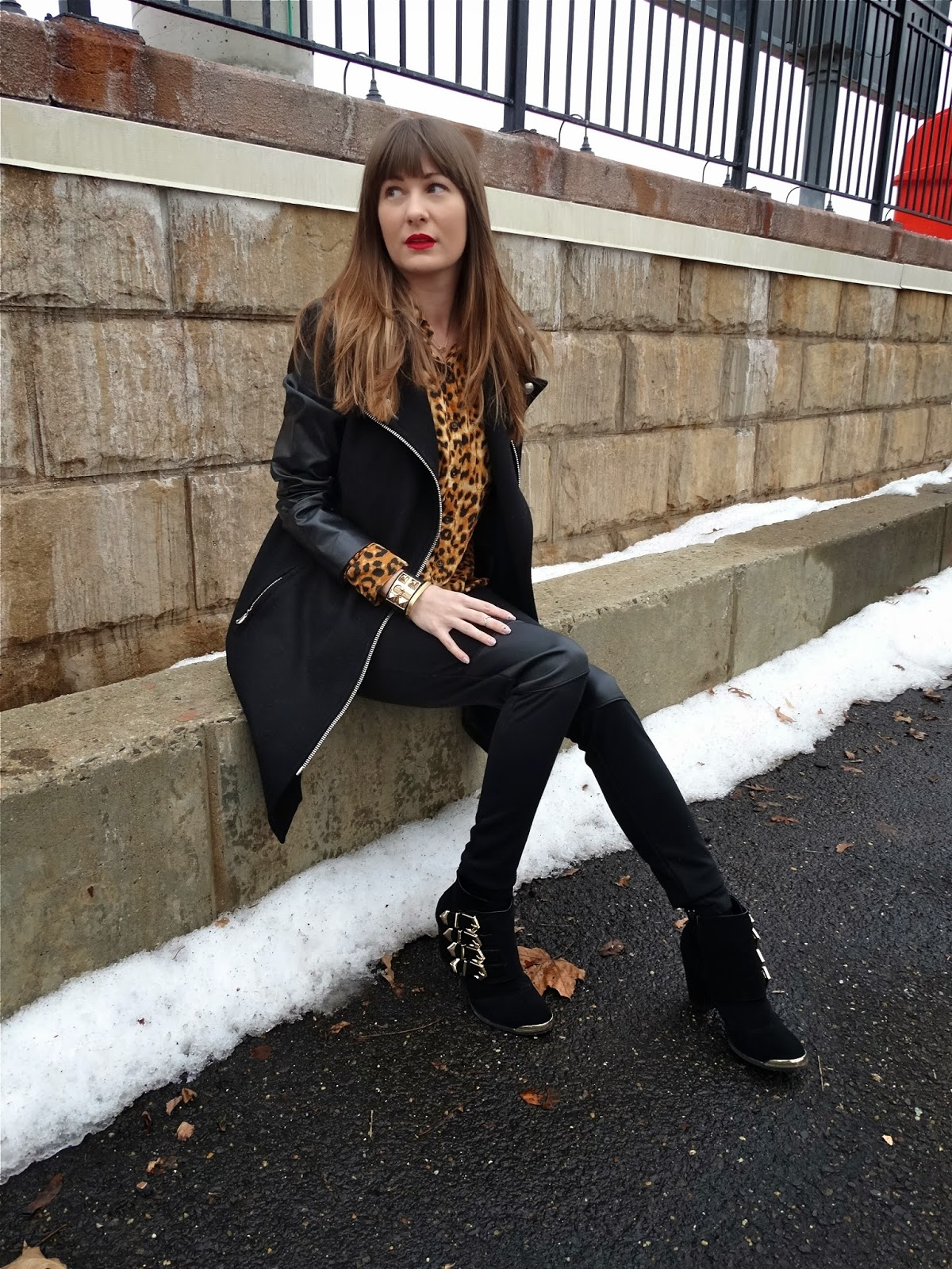 boohoo #ownit style -Catrin Leggings on House Of Jeffers | www.houseofjeffers.com