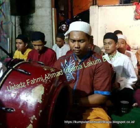 Ustadz Fahmi Ahmad Irbama Lakum Busyro