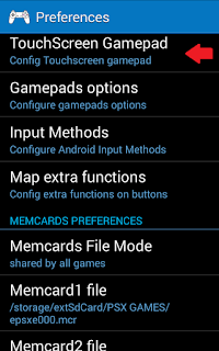 """Tutorial mudah mengubah tampilan """"Skin Pad"""" emulator ePSXe For Android"""