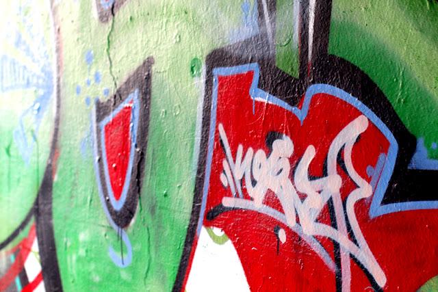 Camden street art - London fashion blog