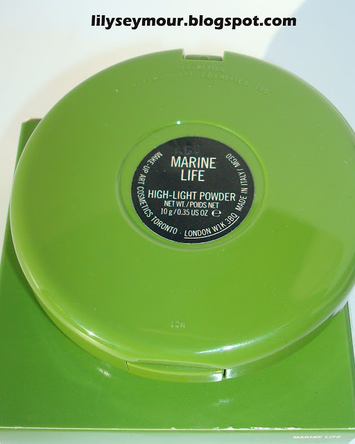 Mac Marine Life High-Light Powder