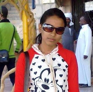 تقرير مبدئى عن أميرة جرجس قرية #المهيدات #الاقصر وحقيقة صورها بالحجاب !!