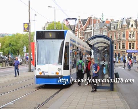 阿姆斯特丹电车
