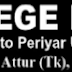 A.E.T College Arts and Science for Women, Salem, Wanted HOD / Associate Professor / Assistant Professor