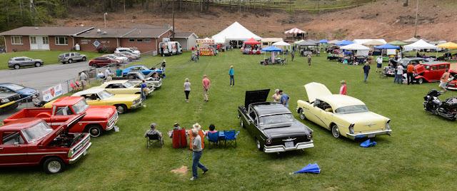 Waynesville Ramp Festival