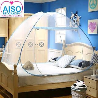 jual kelambu lipat tenda kelambu praktis