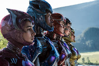 Power Rangers (2017) Becky G, Dacre Montgomery, Naomi Scott, Ludi Lin and RJ Cyler Image 4 (4)