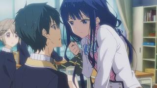 تحميل ومشاهدة جميع حلقات انمي Masamune-kun no Revenge مترجم عدة روابط