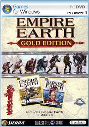 Descargar Empire Earth Gold Edition pc full español por mega y google drive.