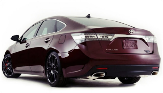 2019 Toyota Avalon New Design Rumors