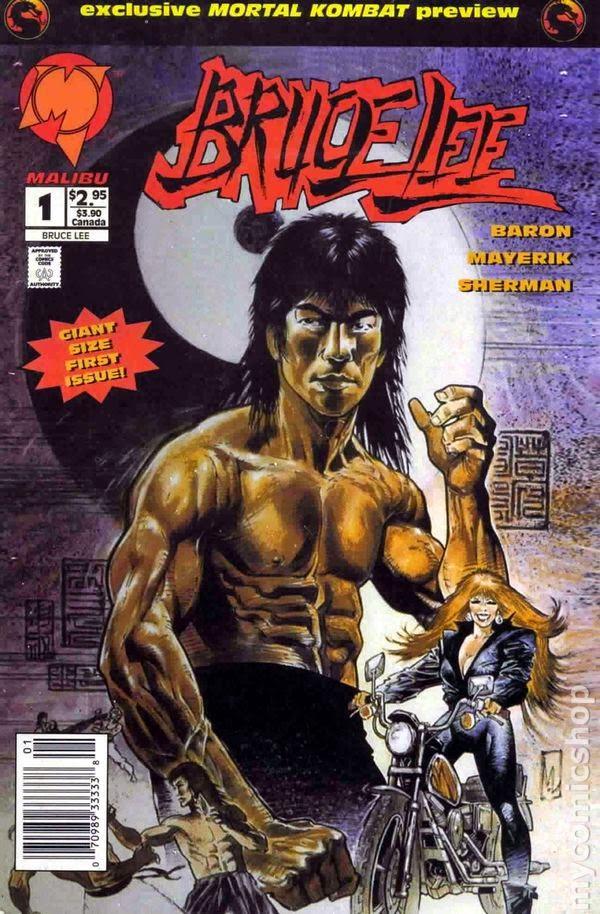 Bruce Lee Comics