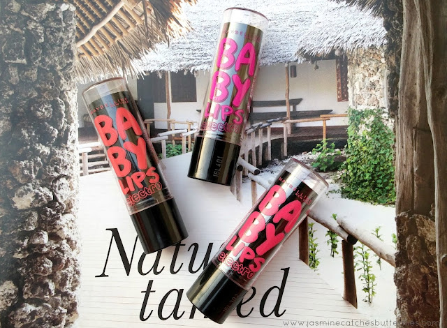 Maybelline Baby Lips Electro Review and Swatches