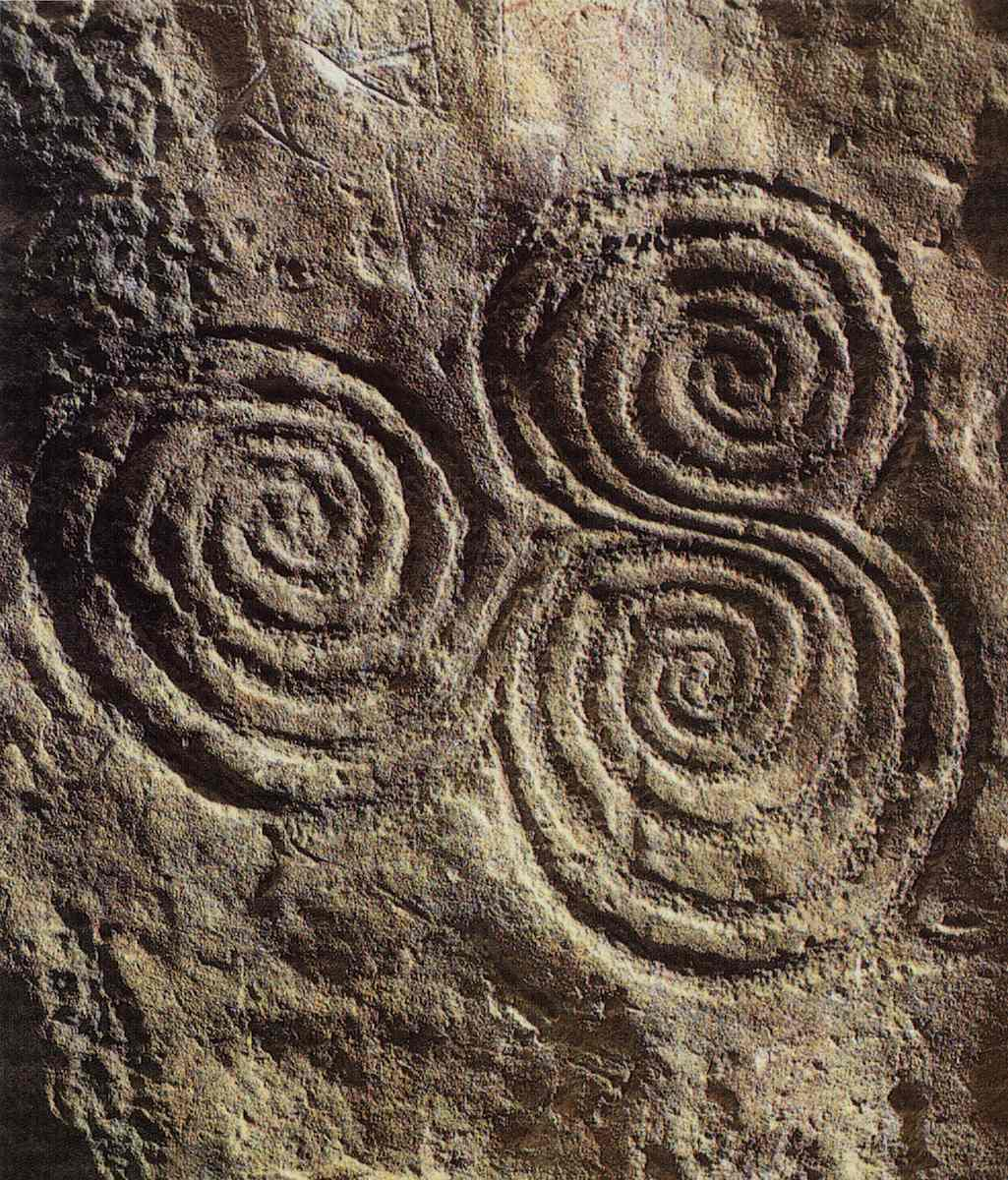 The graven image the triskele a symbol related in three parts the triskeles from newgrange ireland buycottarizona