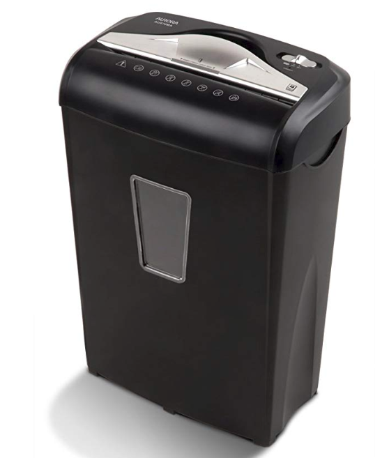 Aurora Micro-Cut Shredder