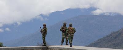 4 Anggota TNI Diserang KSB di Papua, Pratu SN Tewas