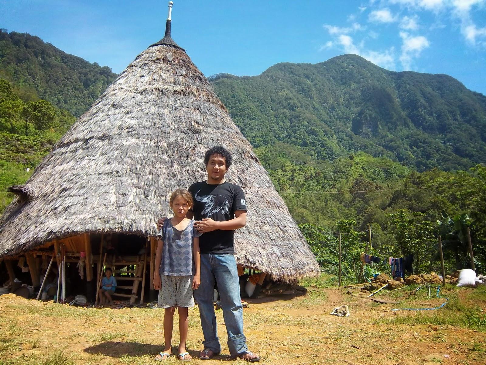 Image result for Kampung Wae Rebo