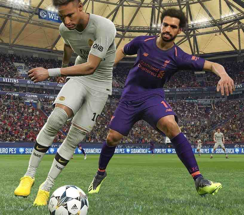 ultigamerz: PES 2019 GAMEPLAY