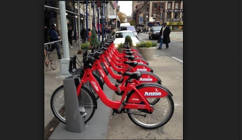 New York Citi Bike Premiered the System to Explore the City