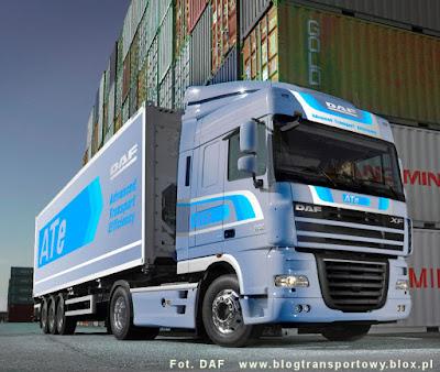 DAF XF105 ATe HR