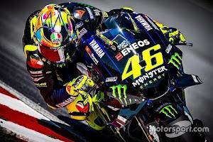 The Doctor Angkat Bicara! Atas Rumor Pensiunnya Dari Moto GP