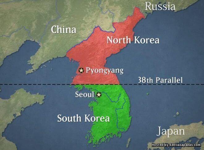 Kenapa Korea Terbahagi Dua Dan Mengapa Mustahil Untuk Negara Ini Bersatu?