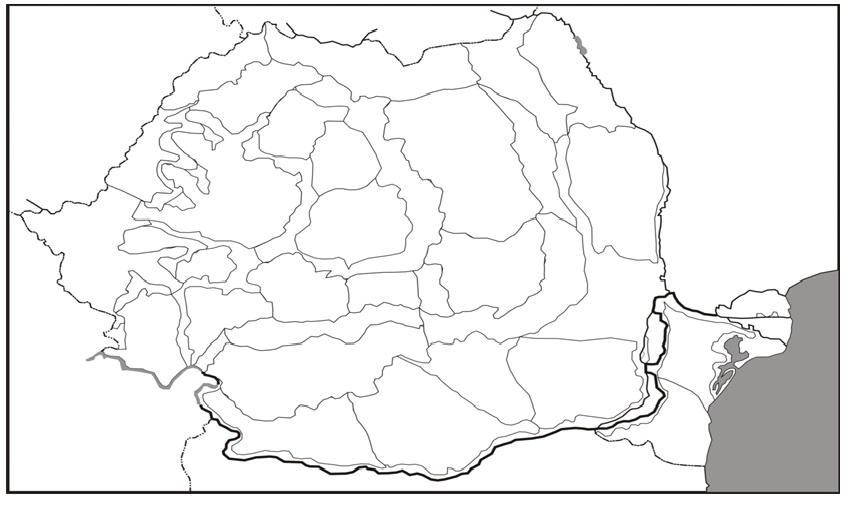 Kids4suceava Romania Unitati De Relief Harta Muta