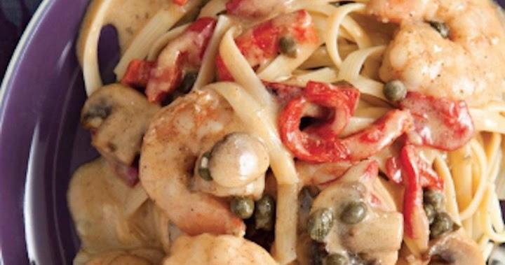 Gina 39 s italian kitchen blackened shrimp stroganoff for Gina s italian kitchen