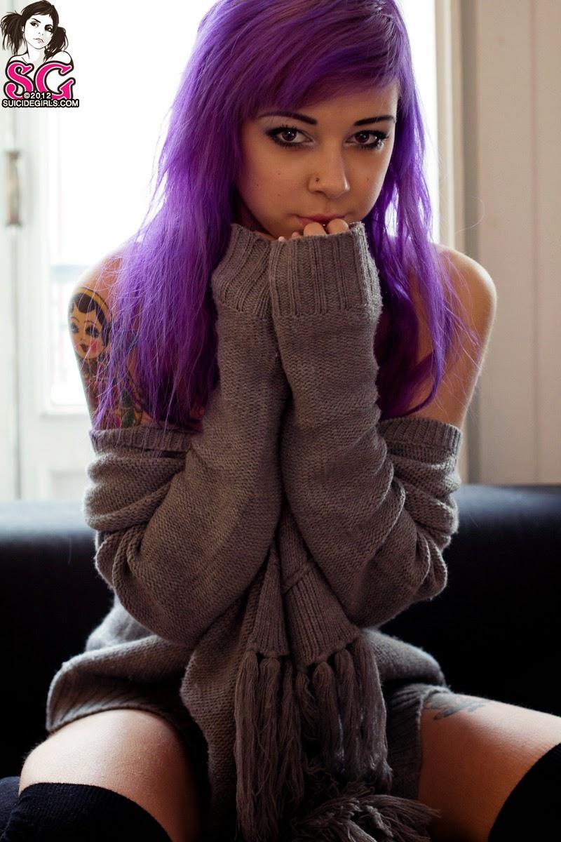 Plum - Suicide Girls - LaOtraWeb.com  Plum - Suicide ...