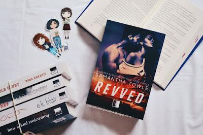 Revved - Samantha Towle | Recenzja