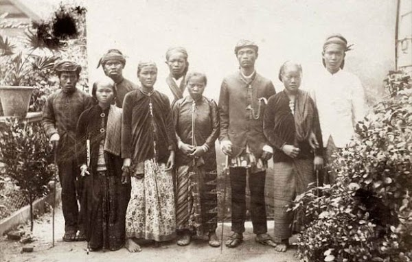 Siapa Nenek Moyang dari Suku/Etnis Indonesia