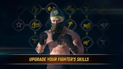 Fighters Club Apk+Data Mod