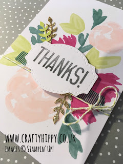 How to use the Soft Sayings Card Kit by Stampin' Up!