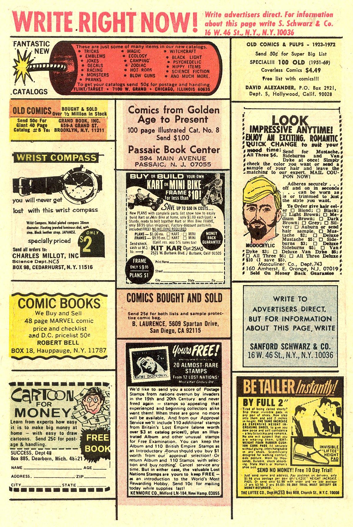 Strange Adventures (1950) issue 236 - Page 43