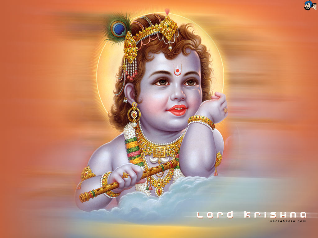 Desktop Wallpapers: Lord Krishna Wallpapers