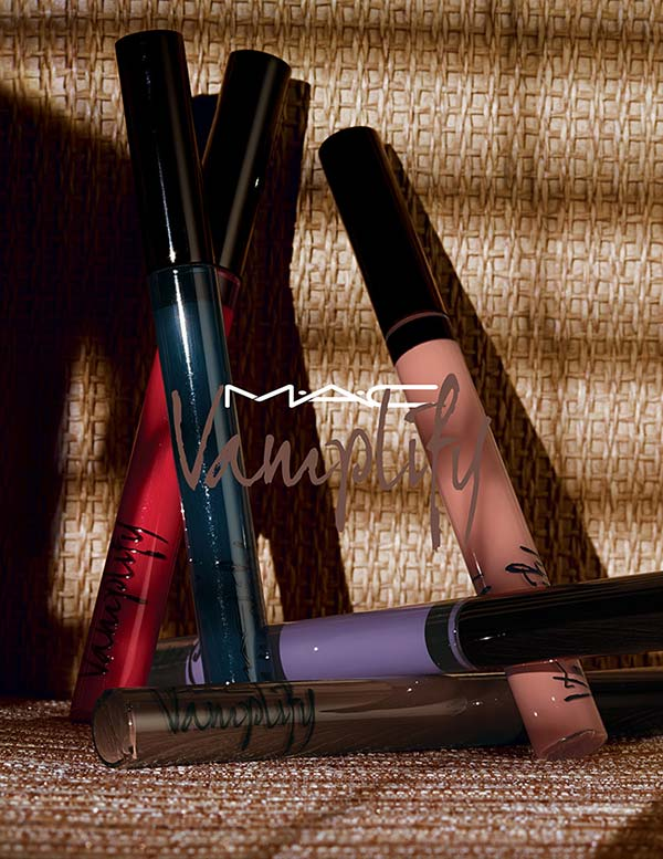 MAC Vamplify Summer 2016 Lip Line