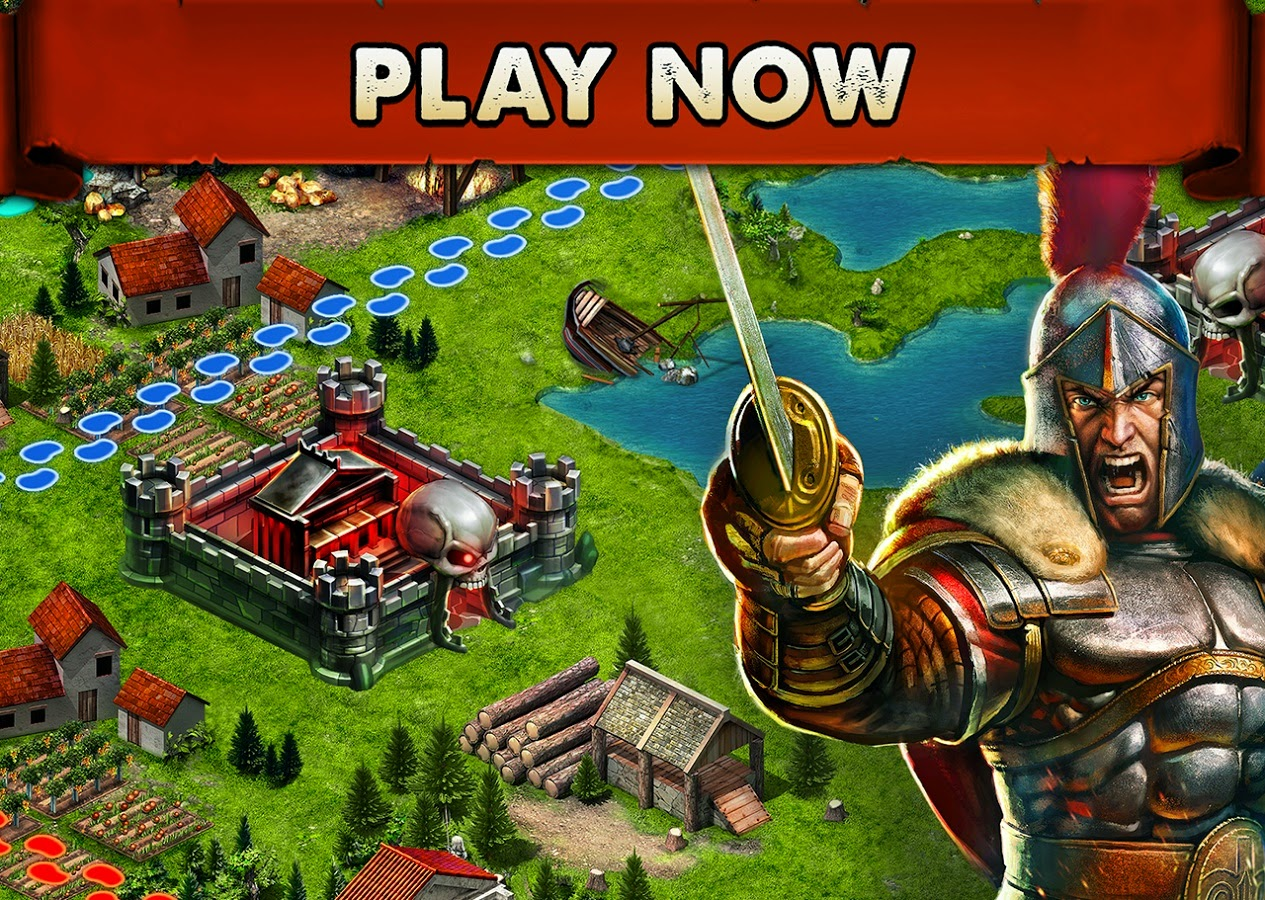 Game of War - Fire Age Old versions for Android | Aptoide