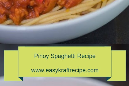 Pinoy Spaghetti Recipe Christmas #dinner