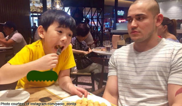PAOLO CONTIS has no intention of replacing Paulo Avelino as dad to LJ's son - READ HIS INSPIRING MESSAGE