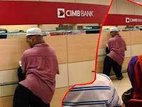 Nasabah Penyandang Disabilitas Kesulitan Urus ATM, Respon Petugas Bank Malah Bikin Berang Netizen, Begini Kejadiannya