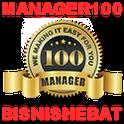 Bisnis Hebat Manager100 Charity Program