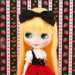 NIB Exclusive Neo Blythe Doll Cousin Olivia 2008 Doll