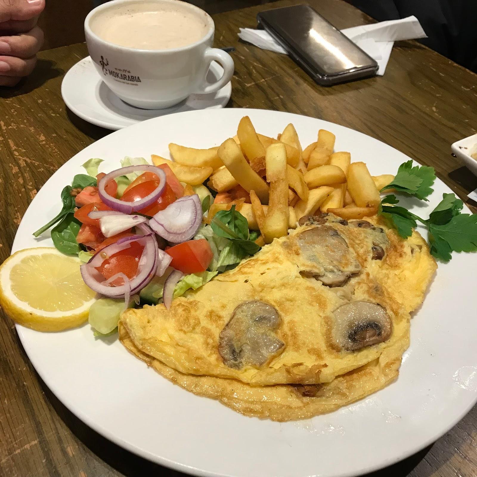 Breakfast Cafe Blenheim