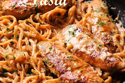 SPECIAL SPICY CHICKEN LAZONE PASTA