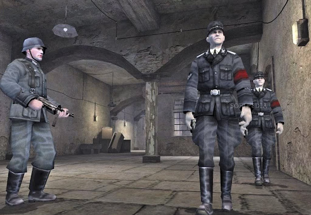 Commandos 3: German Guards