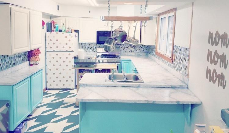 kitchen interior houndstoothcharmedlifeinteriors.com