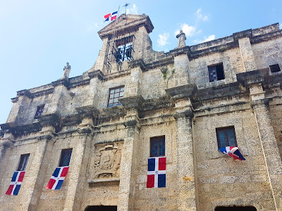 santo domingo dominican republic by what claire did