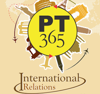 Hindi PT 365 International Relations 2018 PDF - Vision IAS