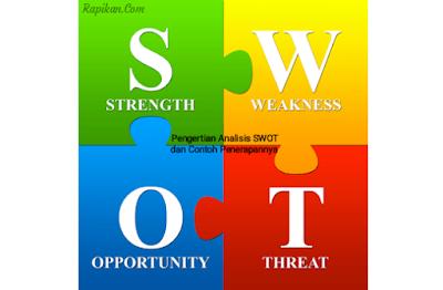 Pengertian Analisis SWOT dan Contohnya dalam Perusahaan