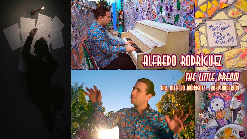 Alfredo Rodríguez - ¨The little dream¨ - Videoclip - Dirección: Alfredo Rodríguez - Rory Anderson. Portal del Vídeo Clip Cubano