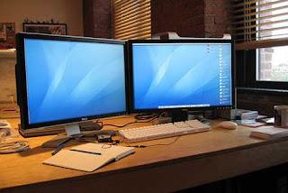 due monitor configurazione